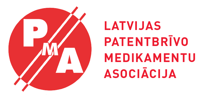 The Latvian Generic Medicines Association logo
